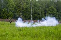 В Туле спецподразделения ОМОН и СОБР провели учения, Фото: 42