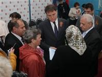 7 мая Владимир Груздев посетил Арсеньевский район, Фото: 6