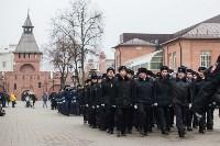 Митинг сотрудников ОВД в Тульском кремле, Фото: 3