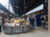 В Туле после капитального ремонта открылся рынок «Салют»., Фото: 7