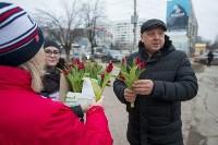 Пролетарский глава Сергей Шестаков поднял тулячкам настроение, Фото: 28