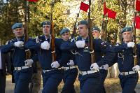 В Туле открыли памятник экипажу танка Т-34, Фото: 33