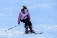 Первый этап чемпионата и первенства Тульской области по горнолыжному спорту, Фото: 100