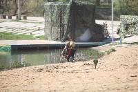 Реконструкция боевых действий. Центральный парк. 9 мая 2015 года, Фото: 37