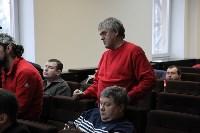 Брифинг руководстав ПФК «Арсенал» с СМИ Тулы, Фото: 10