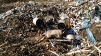 В Туле на берегу Тулицы обнаружен незаконный мусорный полигон, Фото: 13