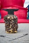 На набережной Упы поставили «Подкову счастья», Фото: 4