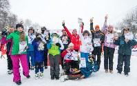 Третий этап первенства Тульской области по горнолыжному спорту., Фото: 103