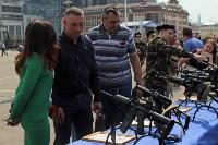 День Тульской дивизии ВДВ: на площади Ленина приземлились парашютисты, Фото: 100