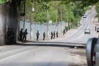 Антитеррористические учения на КМЗ, Фото: 13