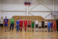 """Мастер-класс молодежки """"Арсенала"""" в Щёкино, Фото: 21"""