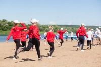 Акробаты и боксеры в летнем лагере, Фото: 6