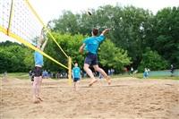 Пляжный волейбол в парке, Фото: 26