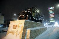 В Туле у памятника «катюше» появилась подсветка, Фото: 7