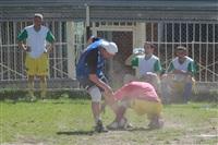 Тульские журналисты сыграли в футбол с зэками, Фото: 25