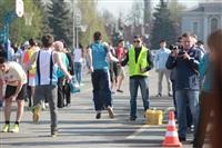 Легкоатлетическая эстафета школьников. 1.05.2014, Фото: 38