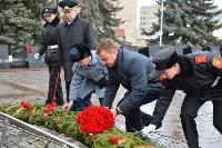 Церемония возложения цветов на площади Победы, 23.02.2016, Фото: 8