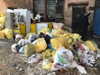 В Туле сжигают медицинские отходы класса Б, Фото: 31