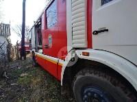 На Косой Горе в Туле пожар уничтожил дачу, Фото: 3