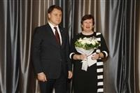 Награждение медалью  «Трудовая доблесть» III степени Людмилы Дергачевой, Фото: 84