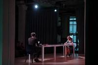 В Туле впервые прошел спектакль-читка «Девять писем» по новелле Марины Цветаевой, Фото: 3
