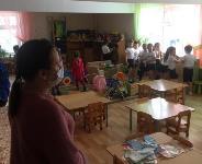 Учения в детском саду Новомосковска, Фото: 5