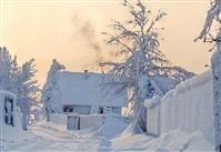 Русская зима, Фото: 7