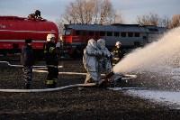 Презентация нового пожарного поезда, Фото: 74