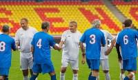 Игра легенд российского и тульского футбола, Фото: 26