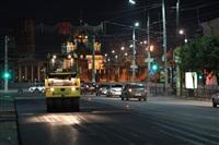 Укладка асфальта на проспекте Ленина. 6.06.2014, Фото: 16