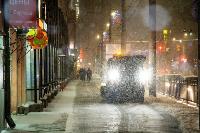 В Туле ночью бушевал буран, Фото: 4