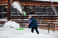 Последствия снежного циклона в Туле, Фото: 84