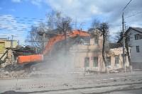 Снос аварийного дома на улице Октябрьской, Фото: 29