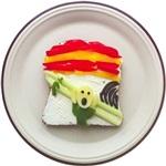 Картины на бутерброде, Фото: 5