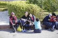 Массовая эвакуация людей в Туле, Фото: 12
