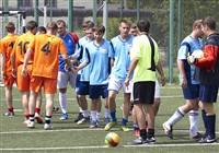 Тульские любители футбола сделали очередной шаг к заветным кубкам, Фото: 4
