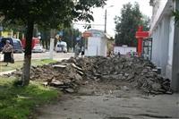 Улицы города без асфальта, Фото: 4