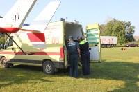 Пострадавшего в ДТП в Веневском районе на вертолете эвакуировали в столичную клинику, Фото: 4