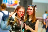 В Туле прошел фестиваль красок и летнего настроения, Фото: 18