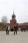 16 октября Владимир Груздев проконтролировал ход работ в Тульском кремле., Фото: 6