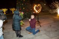 Туляк сделал предложение своей девушке на набережной, Фото: 56