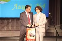 Владимир Груздев поздравил тульских выпускников-медалистов, Фото: 92