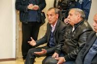 Евгений Авилов встретился с баронами цыганского поселения в Плеханово, Фото: 14
