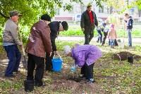 Тульская городская УК сажает деревья, Фото: 14