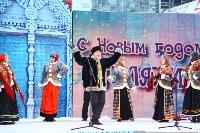 Арт-объекты на площади Ленина, 5.01.2015, Фото: 45