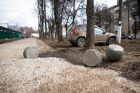 Рейд по парковкам на газонах, Фото: 6