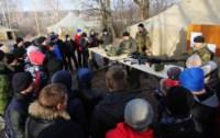 Лагерь ОМОН в Алексинском районе., Фото: 2