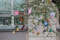 Тульское пасхальное чудо-дерево, Фото: 7