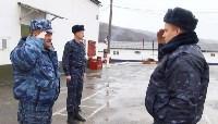 Начальник областного УМВД навестил тульских полицейских на Северном Кавказе, Фото: 4