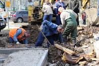 Как устраняют коммунальную аварию в Туле, Фото: 2